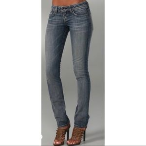 Juicy Couture The Kate Skinny Jeans Size 30